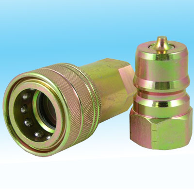 iso quick coupling